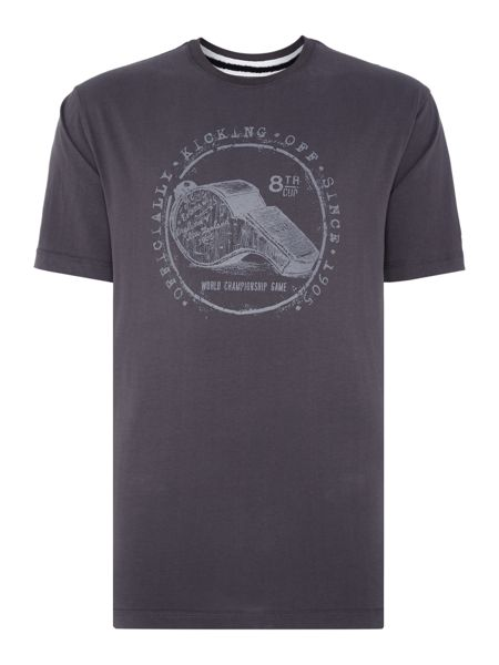 Canterbury Whistle Tee