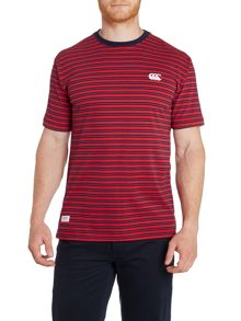 Canterbury Yarn Dyed Stripe Tee