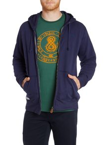 Canterbury Zip Through Hoody