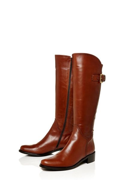 Moda in Pelle Salida medium smart long boots