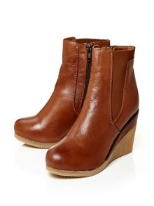Amelias high casual short boots