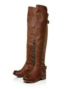 Halli low casual long boots
