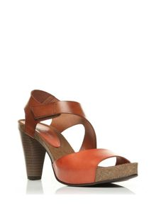 Moda in Pelle Mallorca very high sandals