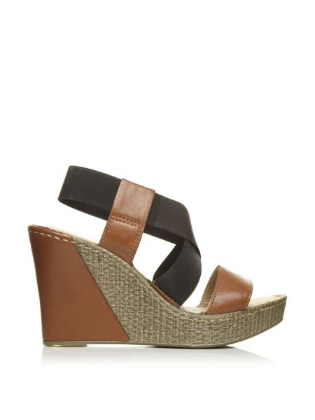 Moda in Pelle Peasy high casual sandals