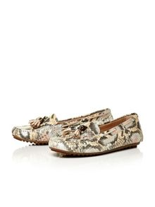 Moda in Pelle Elda flat casual shoes