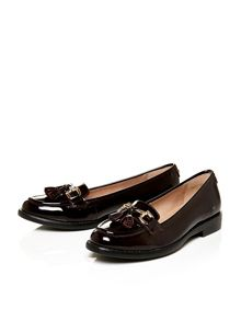 Moda in Pelle Emilias low smart shoes