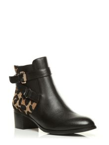 Moda in Pelle Arona medium smart short boots