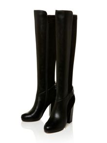 Sianie high smart long boots