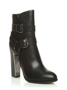 Lorenza high smart short boots