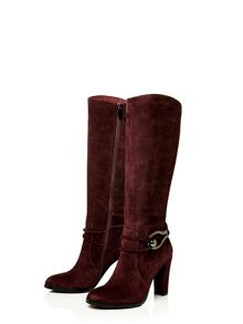 Moda in Pelle Valentia high smart long boots