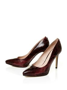 Moda in Pelle Deadly very high smart shoes