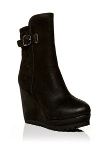 Camelio high casual short boots