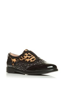 Moda in Pelle Enrico low smart shoes