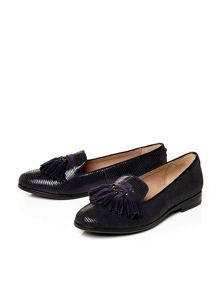 Moda in Pelle Franza low smart shoes