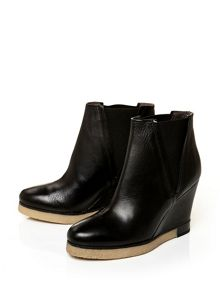 Moda in Pelle Carlona high casual short boots