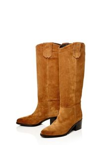 Garcina medium casual long boots