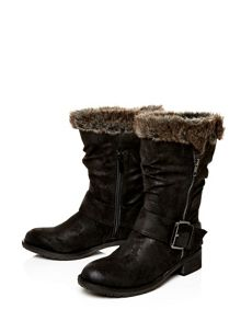 Moda in Pelle Folina low casual short boots