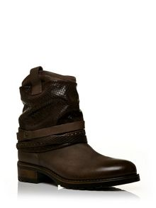 Bartelli low casual short boots