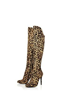 Moda in Pelle Vancouver v high smart long boots