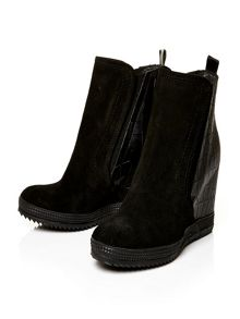 Adriano high casual short boots