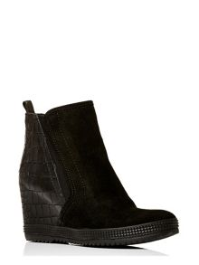 Moda in Pelle Adriano high casual short boots