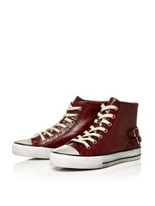 Moda in Pelle Argenta low casual shoes