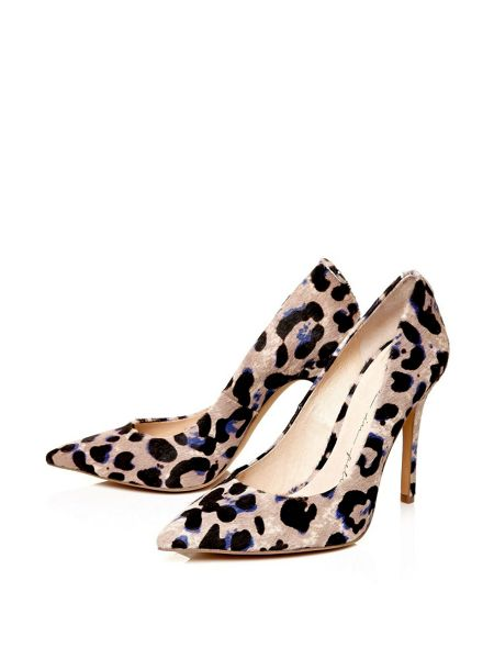 Moda in Pelle Charos high smart shoes