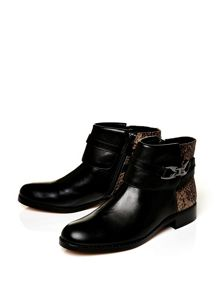 Adriah riding style ankle boots