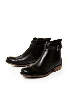 Moda in Pelle Calisee low casual short boots
