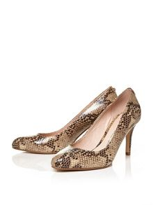 Moda in Pelle Cazelle high smart shoes