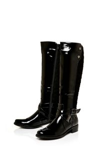 Imelda low casual long boots