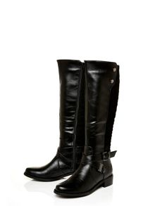 Moda in Pelle Imelda low casual long boots