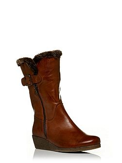 Farino low casual short boots