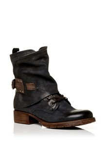Moda in Pelle Alvisa low casual short boots