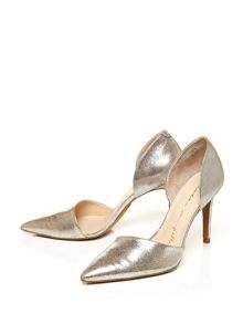 Moda in Pelle Clementina high smart shoes