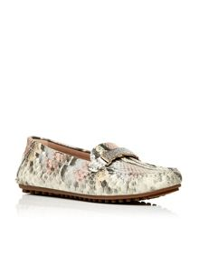 Moda in Pelle Farella flat casual shoes