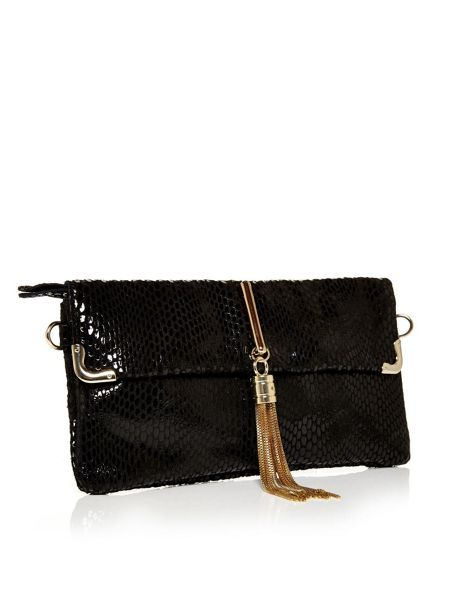 Moda in Pelle Napoliclutch clutch bag