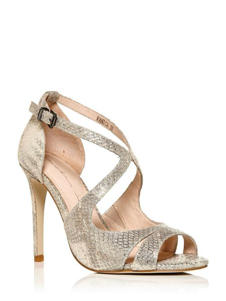 Moda in Pelle Ranica high heeled sandals
