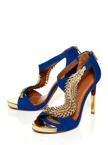 Moda in Pelle Rane high heel sandals