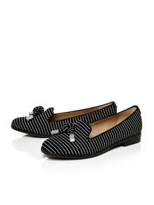 Moda in Pelle Enola low smart shoes
