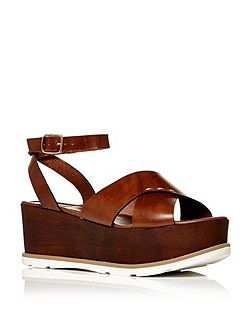 Pio two part sandals