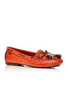 Moda in Pelle Agazio driving moccasin shoes