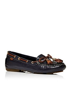 Agazio driving moccasin shoes
