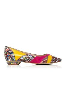 Moda in Pelle Ilaria low smart shoes