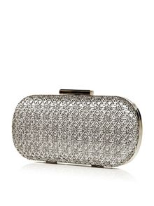 Moda in Pelle Karleoclutch clutch bag
