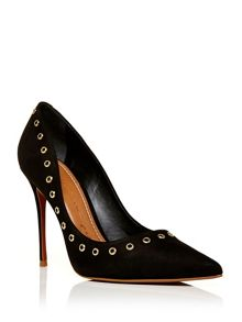 Moda in Pelle Lidania high heeled stiletto shoes