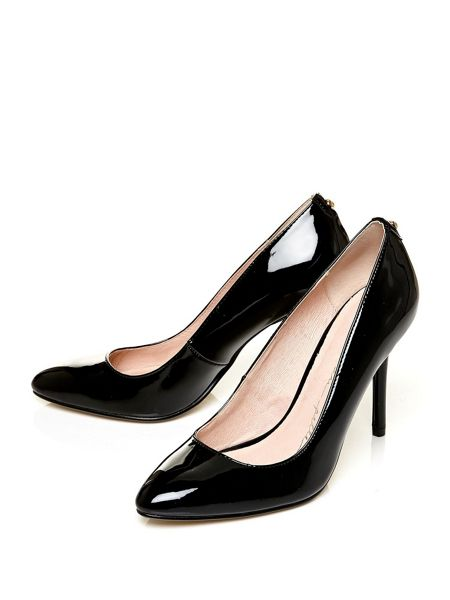 Moda in Pelle Ceisa high heel court shoes