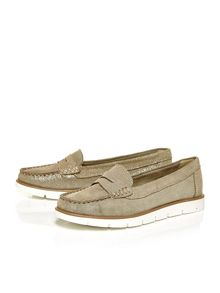 Moda in Pelle Alcome moccasin shoes
