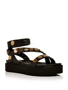 Moda in Pelle Thea thick sole sandals