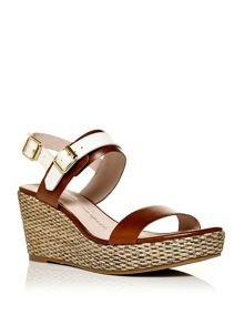 Moda in Pelle Presta two part straps